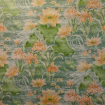 R4SOT14Z £35 PER ROLL,ORIGINAL 1970s WALLPAPER.80cm wide 10m long. 12 ROLLS IN STOCK.