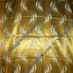 SINGLE DOOR CURTAIN £20. F8. SINGLE DOOR CURTAIN 45INCHES WIDE 6 FOOT 3 INCHES LONG. £20