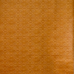 R4SOT06Z £35 PER ROLL,ORIGINAL 1970s WALLPAPER STYLISH GOLD.80cm wide 10m long.60 ROLLS IN STOCK.