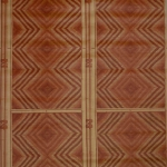 R4SOT07Z £35 PER ROLL,ORIGINAL 1970s WALLPAPER WITH A GOOD ART DECCO LOOK.80cm wide 10m long.331 ROLLS IN STOCK.